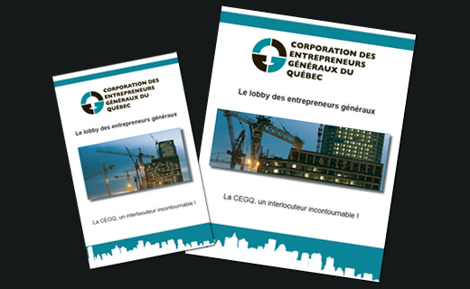 Infographie : Brochure CEGQ